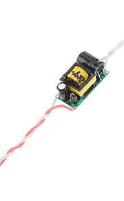 3-4x3W LED Voeding Driver