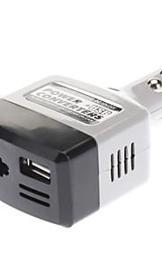 Simple USB 12V/24V Power Converter USB Car Charger