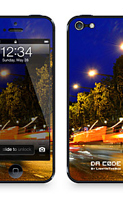 "Da Code ™ Skin voor iPhone 4/4S: ""Champs Elysee Traffic"" (City Series)"