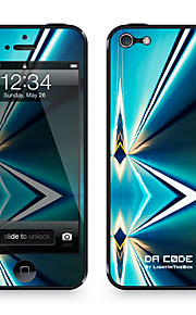 "Da Code ™ Skin voor iPhone 4/4S: ""Vanishing Point"" (Abstract Series)"