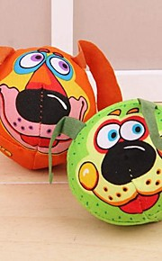 Brinquedos para roer Desenho Animado Têxtil Para Cachorro Brinquedo Para Cachorro