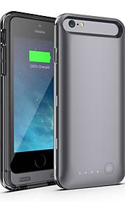 Ifans ® mfi 3100mah iphone 6 batterikasse ekstern flytbare backup magt oplader Case for iPhone 6