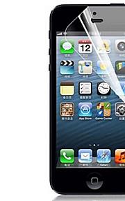 10pcs HD klar frontskjermfilm for iPhone 4 / 4s iPhone 4s / 4 skjermbeskyttere