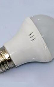 3W E27 LED Globe Bulb Warm White Cold White ACAC220V