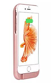 7000mAh eksternt bærbare backup batteri tilfældet for iphone6s / 6