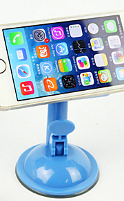 Mobilstativ Bilar Vindruta 360-graders rotation Plast for Mobiltelefon