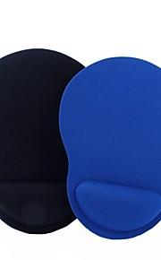 dauerhafte Mausunterlage dünn Komfortmatte Handgelenkmausunterlage für die optische Trackball-Maus (20 × 23 × 0,5 cm)