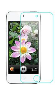 Protetor de Tela para Apple iTouch 5/6 Vidro Temperado 1 Pça. Protetor de Tela Frontal Alta Definição (HD) / À prova de explosão
