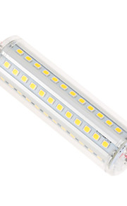 YWXLight® Dimmable 12W 1050 lm R7S 2835SMD 72LED LED Corn Light Warm White Cool White Natural White Light Bulb AC 110-130V AC 220-240V