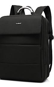 15,6 inch waterdicht unisex laptop rugzak knapzak rugzak reizen rugzak schooltas voor macbook / dell / pk, etc
