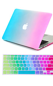 MacBook Etuis Dégradé de Couleur Plastique pour MacBook Air 11 pouces