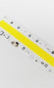 ZDM ™ DIY 100w 1000 lm 6000-6500k kaldt hvitt lys integrert LED-modul høytrykksplaten (AC220V)