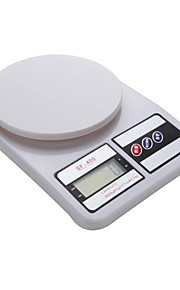 Accuracy 1g Range 5KG Electronic Kitchen Scale High Precision Baking