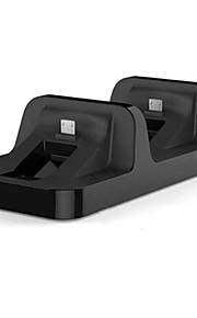 aantrekkelijke dubbele lading base dock laadstation voor PS4 shock controller
