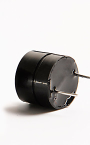 The Crab Kingdom 5 v Active Buzzer Thin Body Electromagnetic SOT Laminate Tube Length