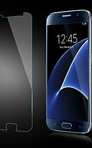 Näytönsuojat Samsung Galaxy varten S7 S6 Karkaistu lasi Näytönsuoja