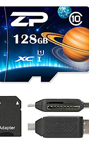 ZP 128GB Micro SD kort TF Card hukommelseskort UHS-I U1 Class10