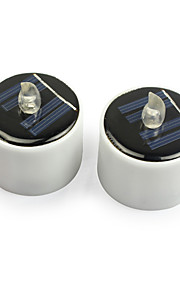 Solar Lights Solar Candle Lights Round Of Energy - Saving Lamps Home Solar Lights 6 Pieces