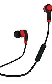2 In het oor Draadloos Hoofdtelefoons Dynamisch Muovi Sport & Fitness koptelefoon HIFI Met volumeregeling met microfoon koptelefoon