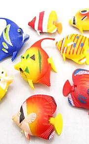 Akvariedekoration Kunstig fisk Ugiftig og smagfri Plast