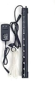 Akvarier LED-belysning Hvid Blå Energibesparende LED lampe 220V
