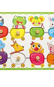 Quebra-Cabeça Brinquedos Quadrada Pato Unisexo Rapazes Peças