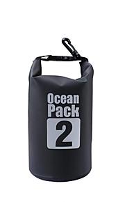 2 L Waterproof Dry Bag Dry Bag Waterproof for Climbing Swimming Beach Camping & Hiking