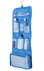 Reistoilettas Reisbagageorganizer waterdicht draagbaar Vouwbaar Multifunctioneel Opbergproducten voor op reis voor Kleding Stof / Effen