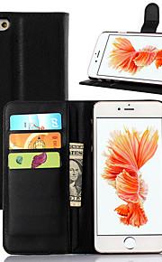 Hülle Für Apple iPhone 7 Plus iPhone 7 Kreditkartenfächer Geldbeutel Stoßresistent mit Halterung Ultra dünn Other Ganzkörper-Gehäuse