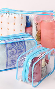 Reistoilettas Reisbagageorganizer Cosmetica & make-up tas waterdicht Stofbestendig Vouwbaar Opbergproducten voor op reis Toiletartikelen