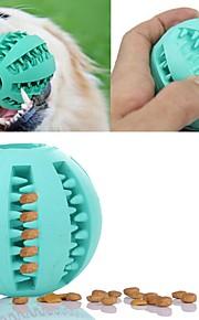 Brinquedo Para Gato Brinquedo Para Cachorro Brinquedos para Animais Bola Brinquedos para roer Interativo Escovas de dentes Elástico
