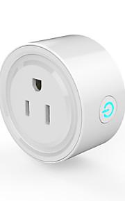 WAZA Smart Plug для Необычные гаджеты для кухни / Гостиная / уборная Контроль APP / Таймер / Сенсорный выключатель WIFI 3G 100-240 V