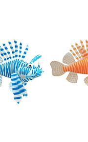 Aquarium Decoration Artificial Fish Rubber