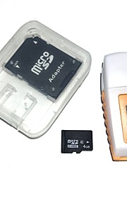 Ants 4GB memory card Class6 AntW6-4