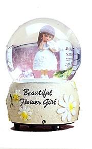 Bolas Caixa de música Brinquedos Redonda Peças Para Meninas Dom