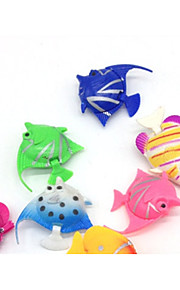 Fisk Akvariedekoration Kunstig fisk Dekorativ Plast