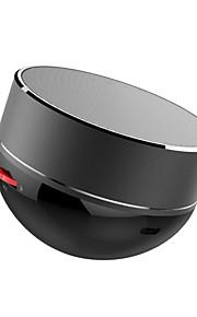 测试品牌-cellphone BT-03 Ricordo basso della batteria V3.0 Altoparlante portatile Cassa Nero