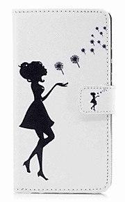 Case For Apple ipod Touch 5 Touch 6 Case Cover Pattern Full Body Case With Stylus Sexy Lady Hard PU Leather