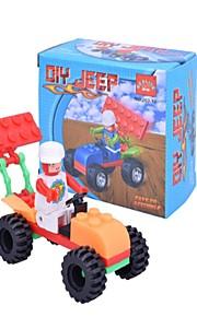 Byggeklodser Truck Legetøj Bil Stk. Gave