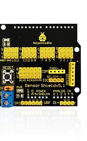 Keyestudio Sensor Shield/Expansion Board V5 for Arduino