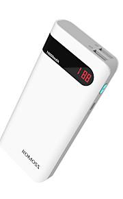 10400 mAh Voor Power Bank externe batterij 5 V Voor Voor Oplader Overladingsbescherming / Overbelastingsbescherming / Kortsluitingsbeveiliging LED