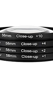 58mm Luk-op Filter