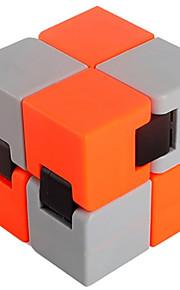 Uendelig Cube Fidget Legetøj Magiske terninger Pædagogisk legetøj Videnskabs- og ingeniørlegetøj Minsker stress Legetøj Kvadrat Nyhed 3D