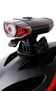 Luzes de Bicicleta Iluminação luzes do fulgor da bicicleta Luz Frontal para Bicicleta luzes de segurança LED LED Ciclismo Portátil
