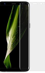 PET Proteggi Schermo per Samsung Galaxy S8 Plus Proteggi-schermo frontale Anti-graffi Estremità angolare a 3D A prova di esplosione Ultra