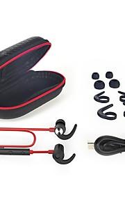 DA109R באוזן חוטי אוזניות דִינָמִי Aluminum Alloy אודיו Pro אֹזְנִיָה עם מיקרופון עם בקרת עוצמת הקול אוזניות