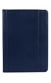 Custodia Per Apple iPad (2017) A portafoglio Porta-carte di credito Con supporto Con chiusura magnetica Integrale Tinta unica Altro