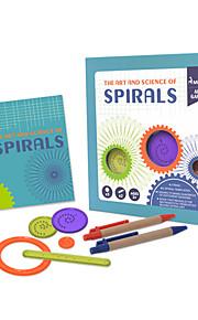 Brinquedo Educativo Brinquedo de Arte & Desenho Brinquedos Floral/Botânico 1 Peças