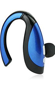 X16 Ørekrog Trådløs Hovedtelefoner Dynamisk Aluminum Alloy Mobiltelefon øretelefon Mini Støj-isolering Med Mikrofon Med volumenkontrol