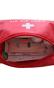 12 PCS/Set Oxford Cloth First Aid Kit Bag